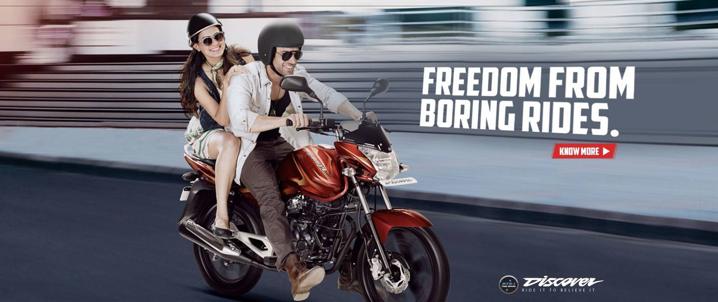 Freedom from Boring Rides