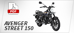 Avenger 150 Street User Manual