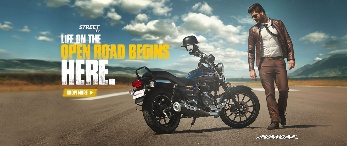 Life On The Open Road Begins Here.